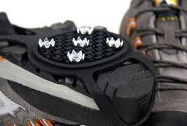 Статья о противоскользящих накладках на <b>обувь</b>