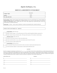 Simple Service Agreement Template Quote Samples Templates Contract