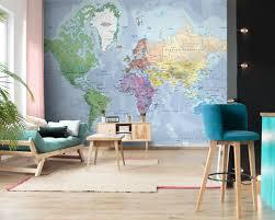 custom map wallpaper based on your