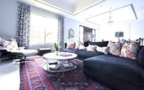 Oriental Living Room Living Room With Glass Top Coffee Table And Oriental Rug