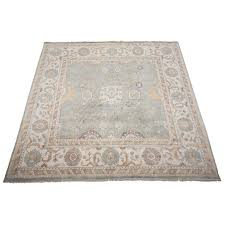square area rugs 5x5 x blue green square area rug with beige border