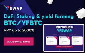 My initial investment of 0.001 btc went in just fine. Yfswap To Turn Legacy Cryptocurrencies Into High Yield Defi Tokens Alphastox Likes