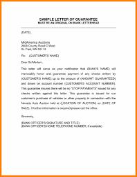 9 Guarantor Letter Template Agile Resumed