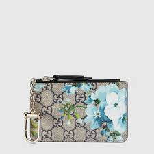 gucci key pouch. gg blooms key case gucci pouch (
