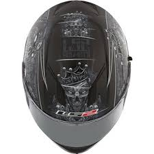 Ls2 Size Chart India Details About Ls2 Stream Ff328 Anti Hero Motorcycle Helmet Matte Black