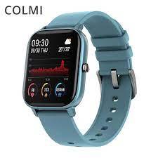 COLMI P8 Đồng Hồ Thông Minh IPX7 Bluetooth Chống Nước Đo Nhịp Tim Huyết Áp Đồng  Hồ Thông Minh Smartwatch Cho Xiao Mi Android IOS Điện Thoại|Smart Watches