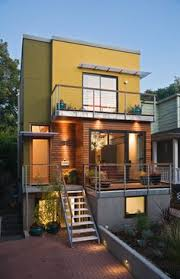 northwest modern home architecture. Modren Architecture SE Urban Small Lot  Portland Oregon Modern House Green Infill Project  Designed By Brian Paul Sweeney Architecture Roof Upcycled  On Northwest Modern Home N