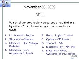 9 Core Technologies U3c L2 Which Of The Core Technologies Could You Find In A