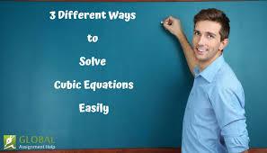 Solve Cubic Equation With Steps - Tessshebaylo