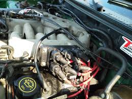msd mustang performance coil pack 5528 94 00 v6 shipping msd coilpack 9400v6
