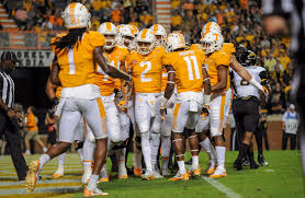 Tennessee Football Pre Spring Football Depth Chart For Vols