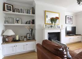 Living Room Alcove Noel Dempsey Design