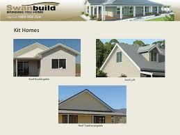 Swanbuild Manufactured Homes Designs Ppt Kit Homes Built From Swan Build Bringing Your Home