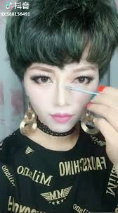 have you watched this viral video of asian women taking off their makeup