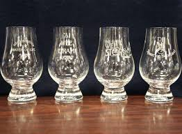whiskey glasses crate and barrel glencairn crystal glass set of 12