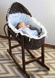 Ana White | Rocking Moses Basket Stand - DIY Projects