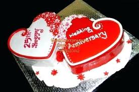 Anniversary Cakes 3 Kg Wedding Anniversary Cake Online Delivery From