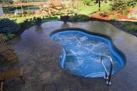 inground pools with hot tubs. Inground Hot Tub Pools With Tubs T