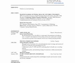 Public Health Resume Objective Download Resume Objective Entry Level 100 Impressive Examples For 49