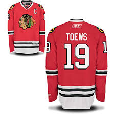 Jonathan Toews Chicago Blackhawks Youth Premier Home Jersey By Reebok Select Youth Hockey Jersey Size Small Medium