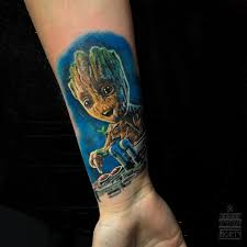 Instagram Posts At Mortys Realistic Tattoos Picdeer