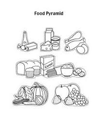 Small Picture Food Pyramid With Fruit And And Other Coloring Pages Learning