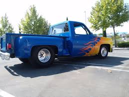 Awesome Great 1982 Chevrolet C-10 82 Chevy Pro Street Truck 2017 ...