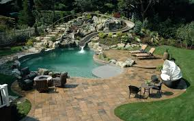 home pools with waterslides. Brilliant Pools Pool Water Slides For Home Outdoor And Pools The Touches  Prices With Waterslides