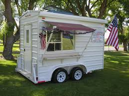 stand in hot dog cart plans