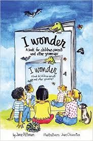 children s book review i wonder by jane altman