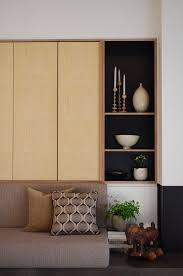 built in study furniture. Built In Storage By Raw Edge Furniture - Custom Built, Cabinetry, Plywood, Formply, Shelving, TV Unit, Study, Desk, Hallway Built-In Study