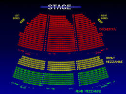 Elektra Theatre Seating Chart Nyc The Ethel Barrymore Theatre All Tickets Inc