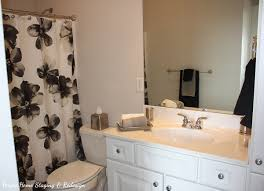 Bathroom Staging Home Staging A Partially Furnished Home Home Staging E