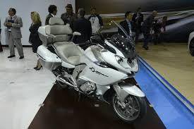 BMW Motorrad Presents the new BMW K1600GTL Bike at 2013 LA Auto ...