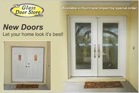 hurricane impact glass doors for tampa florida hurricane protection