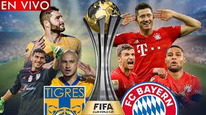 Tigres vs Bayern Múnich EN VIVO Donde ver, Fecha y Horario Final Mundial de  Clubes 2021 - YouTube