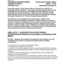 essay report sample jrotc essay cadet portfolio example   jrotc essay jrotc essay contest army leadership examples loyalty college format