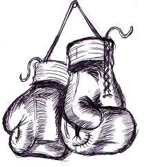 drawn fist boxing