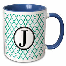 Design your everyday with mint coffee mugs you'll love to add to your morning routine or at work. Glam Initial Mugs Teacups You Ll Love In 2021 Wayfair