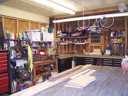 Full Size of Garage:upper Garage Shelves Garage Hanging Storage Ideas  Building Garage Shelves From Large Size of Garage:upper Garage Shelves  Garage Hanging ...