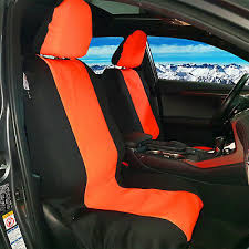 front bucket auto seat covers fit acura