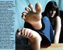 Teen foot fetish stories