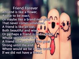 Best Friendship Poems With HD ...