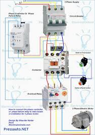 3 phase magnetic motor starter and wire diagram pressauto net 3 phase motor starter wiring at Magnetic Motor Starter Wiring Diagram