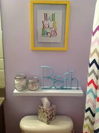 Kids Bathroom Wall Decor Kids Bath Decor Home Design Ideas