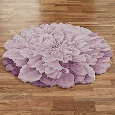 image of bathroom rugs round