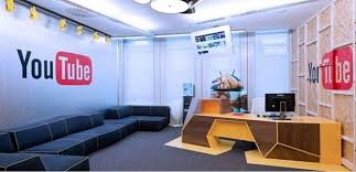 youtube office space. google office in india mumbai youtube space