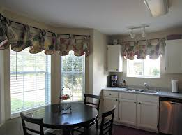 Kitchen Bay Window Treatment Easy Window Treatment Ideas Preferential Effective Bay Window
