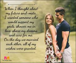 Wife Love Quotes Interesting Husband And Wife Love Quotes 48 Ways To Put Words To Good Use
