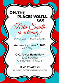Retirement Invitations Free Retirement Flyer Template Free Awesome Retirement Party